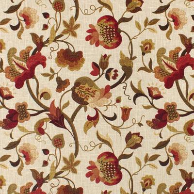 Richloom Gloria Foliage Fabric | OnlineFabricStore.net