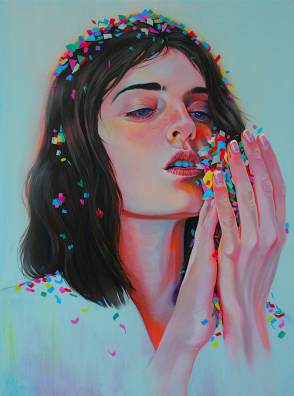 Martine Johanna | PICDIT in // painting