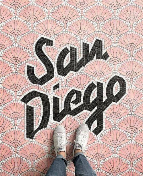 San Diego by Nick Misani