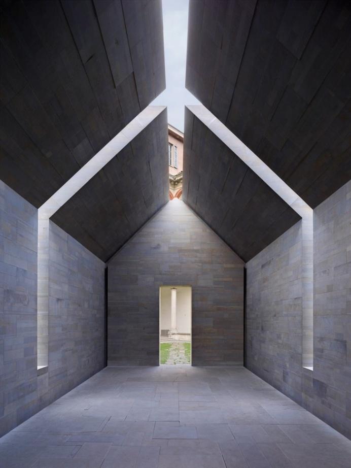 John Pawson – Stone House in Architecture & Interior design