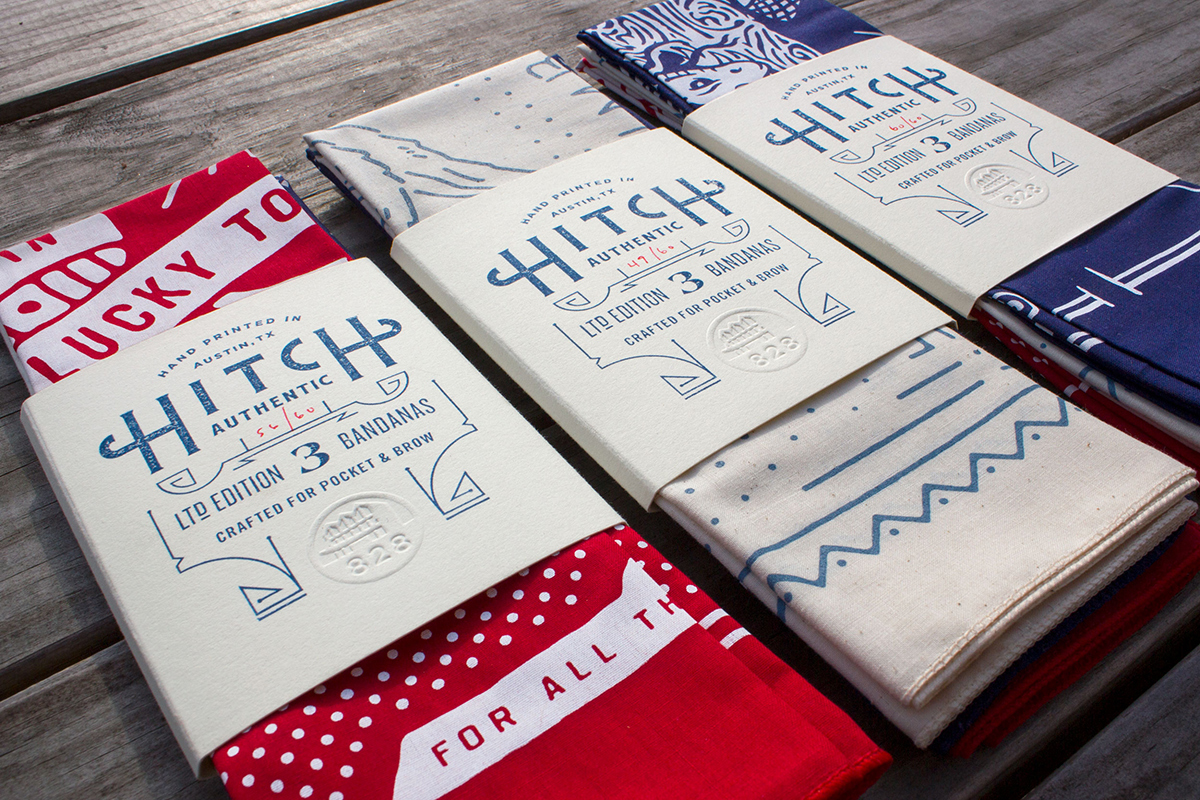 Don't Mess With Texas - And These Bandanas Too — The Dieline | Packaging & Branding Design & Innovation News