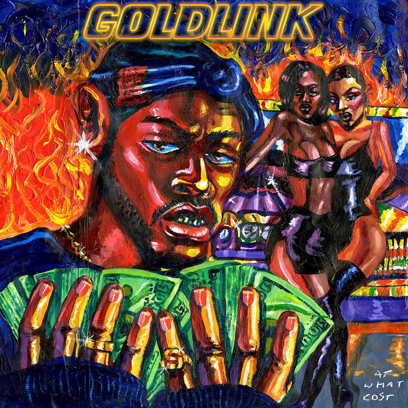GoldLink – At What Cost (iTunes) ZIP Free ALBUM download 2trilli