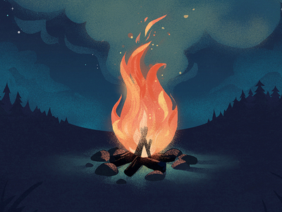 Relax by Annie Carbo - Dribbble