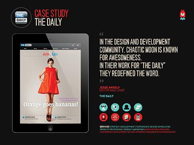 Case Study by Danny Jones
