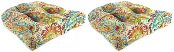 Gilford Festival 19 in. Outdoor Cushions, Set of 2 | Kirklands
