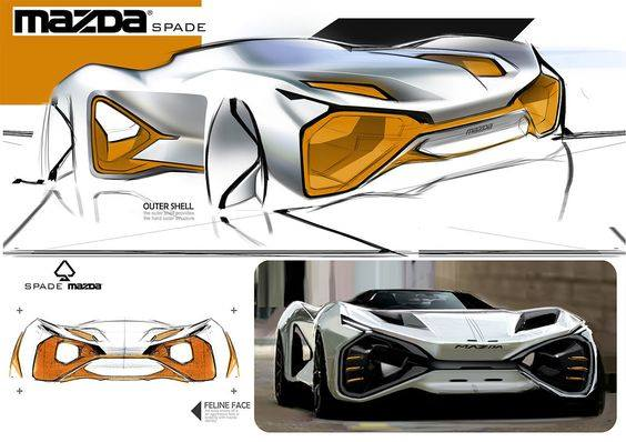 Jony Diaz - Mix of Concept Sketches & Renderings All Over The World!!!