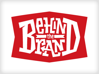 Behind the Brand - 3 by Von Glitschka