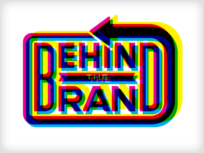 Behind the Brand - 2 by Von Glitschka