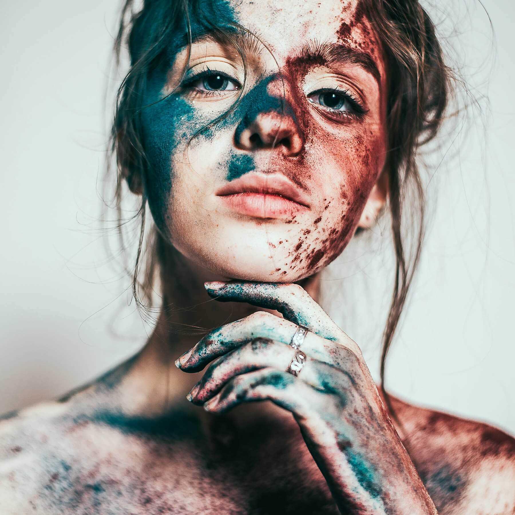 Beautiful Portrait Photography by Aya Cabauatan