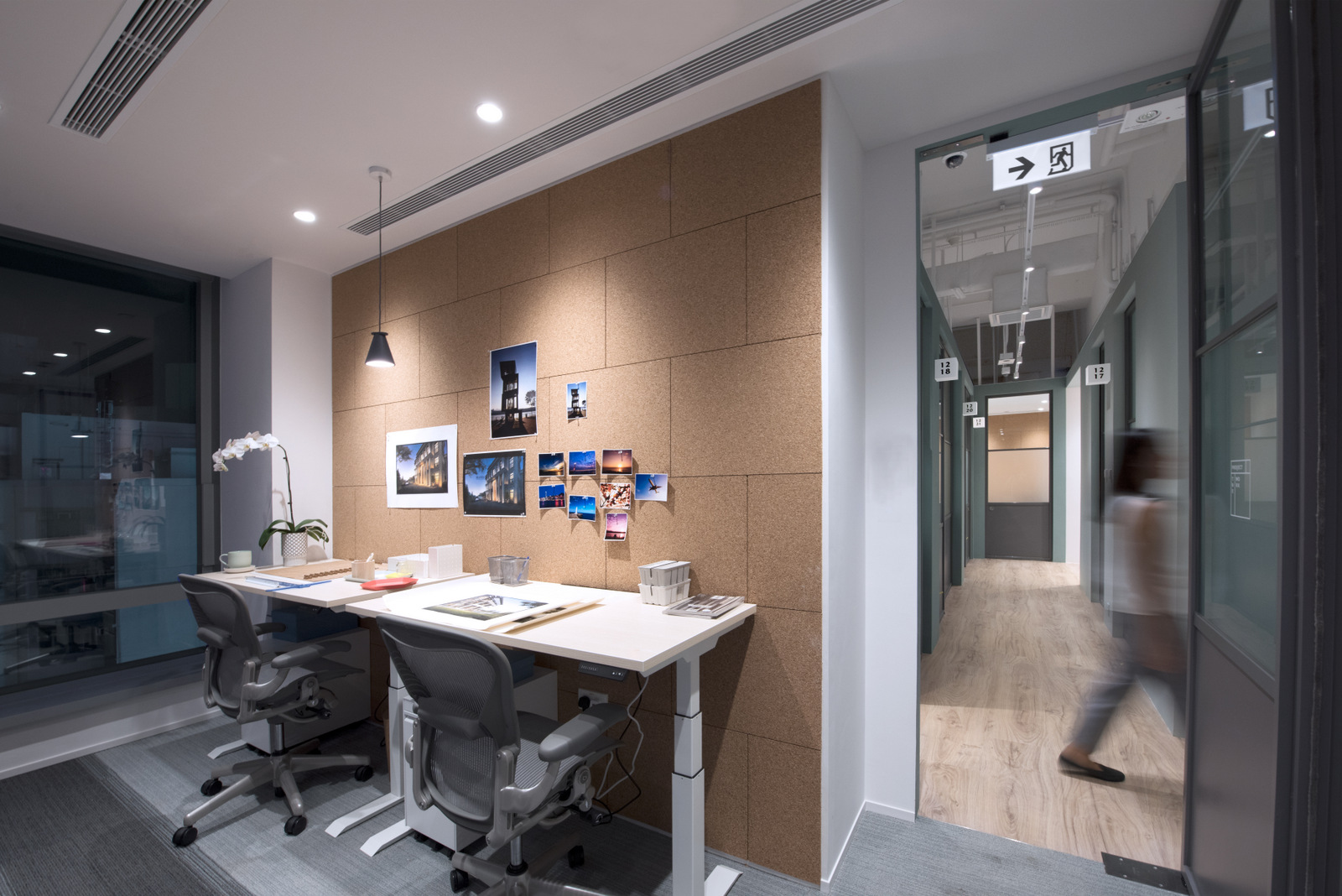 The 33,000sqft Coworking Offices in Hong Kong