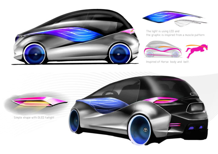 Success story: Car Design Academy former student breaks into the car design industry - Car Body Design