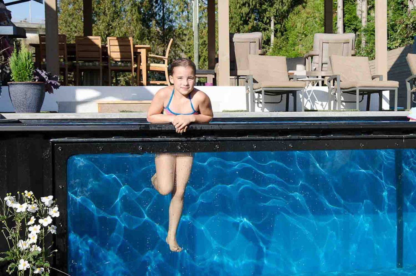 Modpools - Shipping Container Pools | Gallery