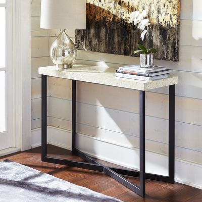 MotherofPearl Console Table Pier 1 Imports 656539 on Wookmark