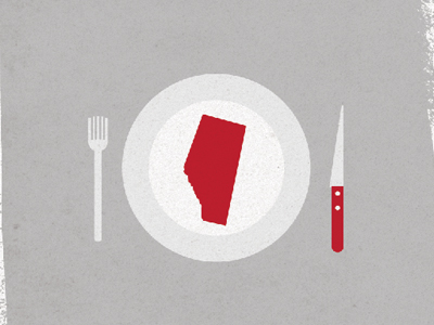 Alberta Beef by Chris Pecora