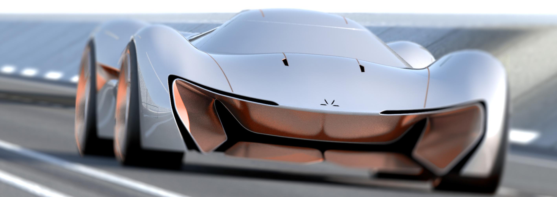 GT concept for AUFEER DESIGN // 2016 Pforzheim MA 1 on