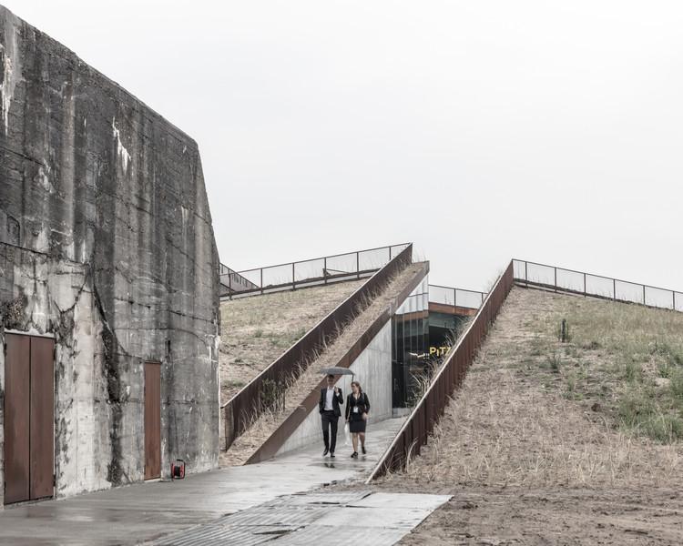 TIRPITZ / BIG | ArchDaily