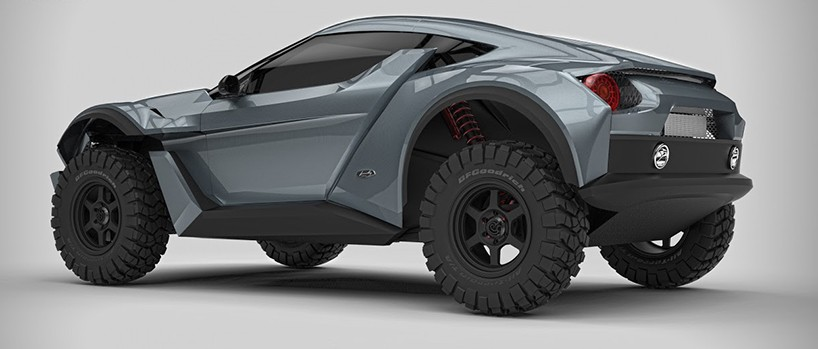 UAE startup zarooq aims to build and race homegrown sand dune vehicle