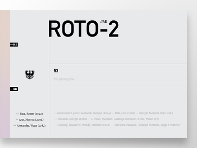 Roto by firstsquad