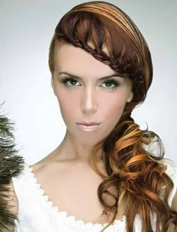 Glamorous wedding hairstyles 2012 wedding hairstyles