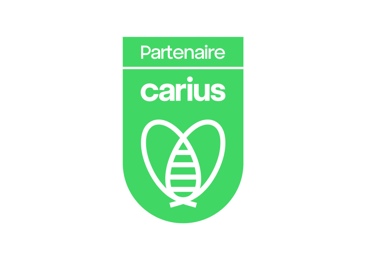 Brand New: New Logo and Identity for Carius by Content Design Lab