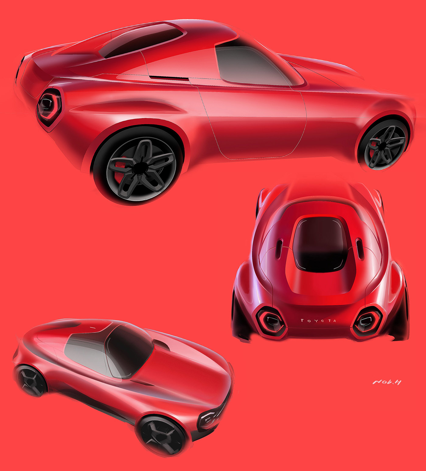 TOYOTA PUBLIC SPORTS CONCEPT on