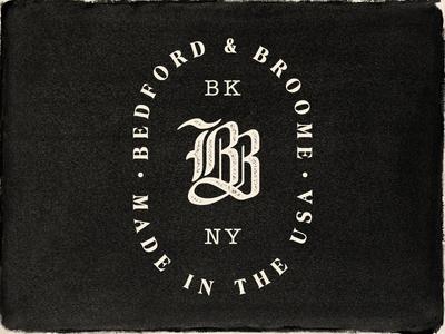 BB Monogram 02 by Nate Bachmann - Dribbble