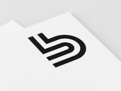 bb Logo by Evan Travelstead - Dribbble