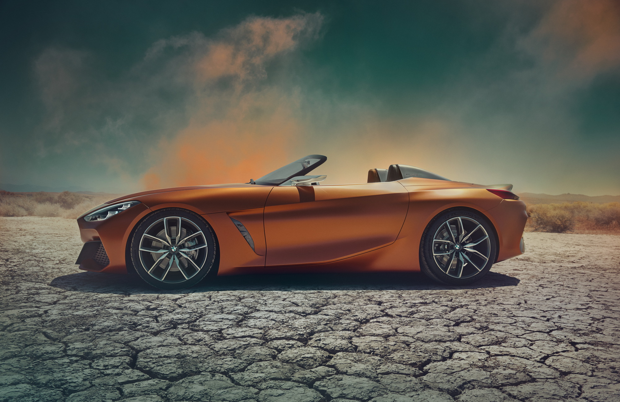 BMW Concept Z4 on