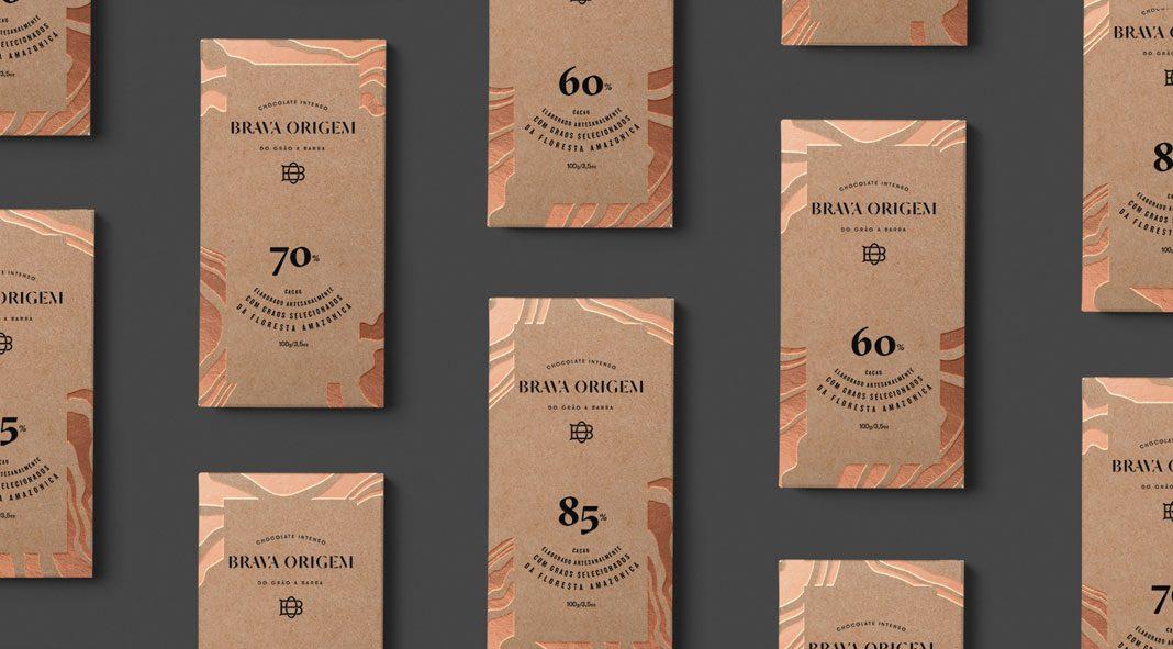 Brava Origem – Brand and Packaging Design by Vinicius Andrade