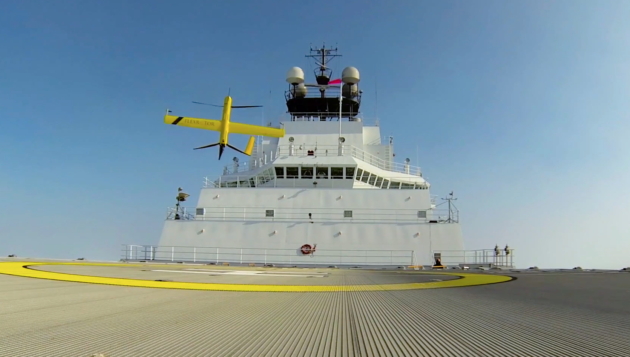 Watch a drone from Washington's Aerovel fly over Arctic sea ice in mission to guide fleet of ships – GeekWire