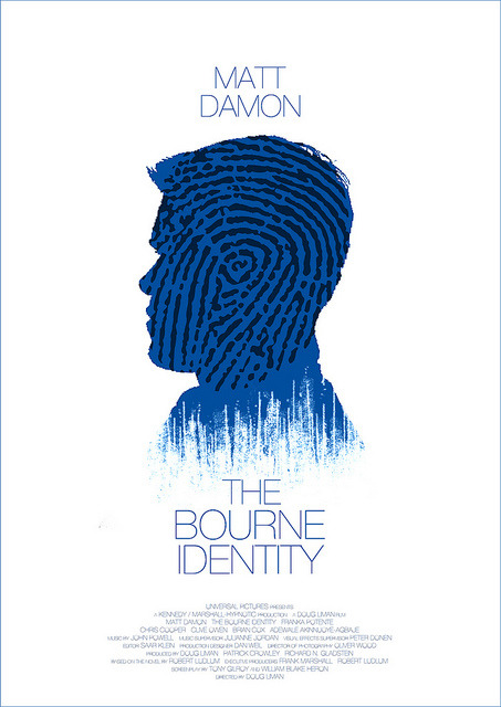 The Bourne Identity by Owain Wilson on Inspirationde