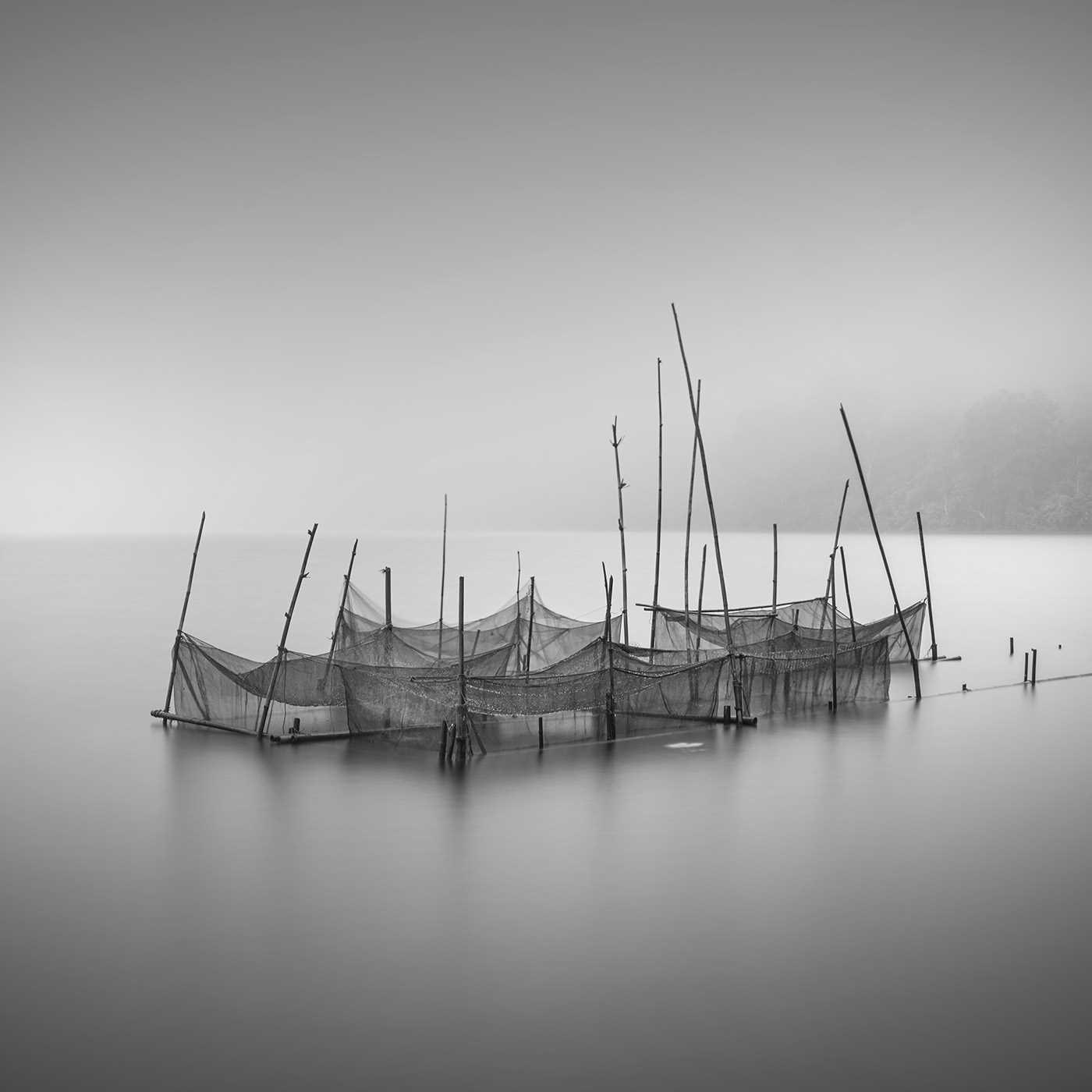 Silence: Black and White Fine Art Photography by Daniel Tjongari