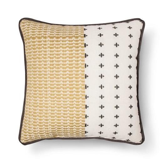 Yarn Dye Stripe Throw Pillow - Threshold? : Target