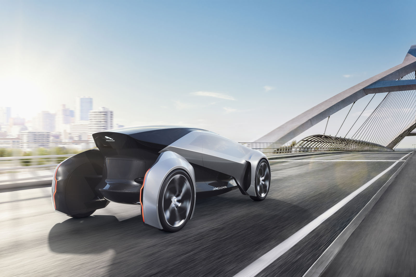Jaguar Future Type Concept - Car Body Design