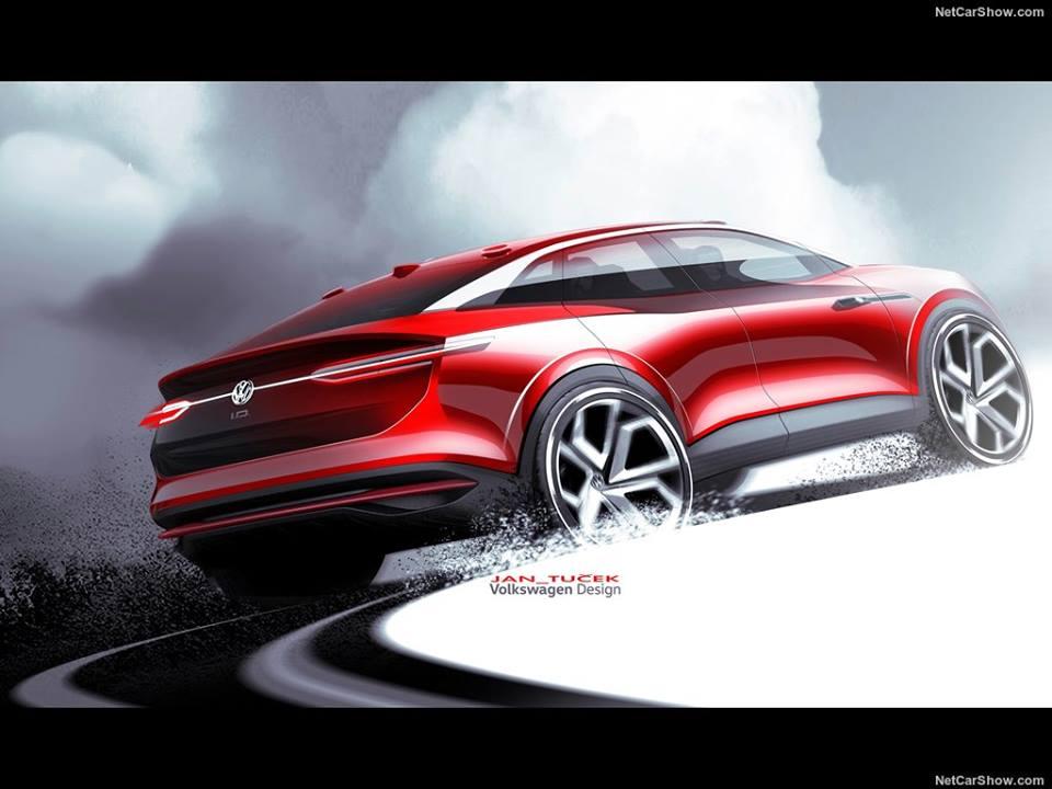 Jony Diaz - 1970's/2000'S- VW Official Sketches & Previews