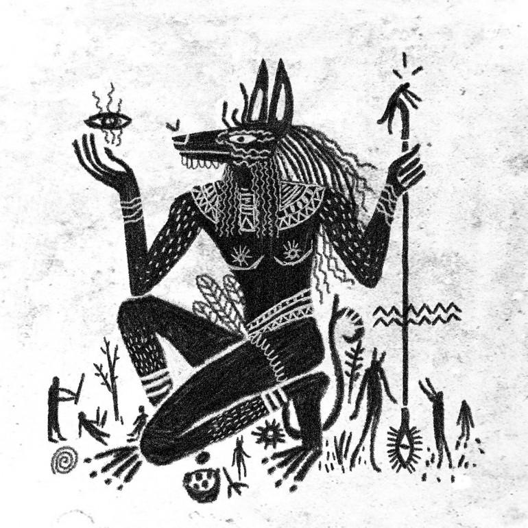 Egypt gods on Inspirationde