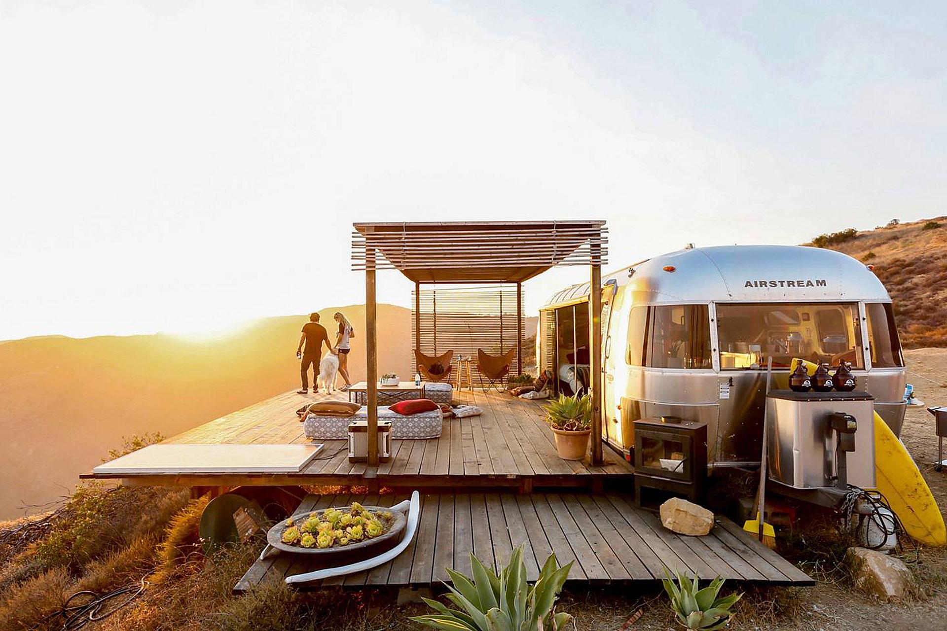 Malibu Dream Airstream | Uncrate