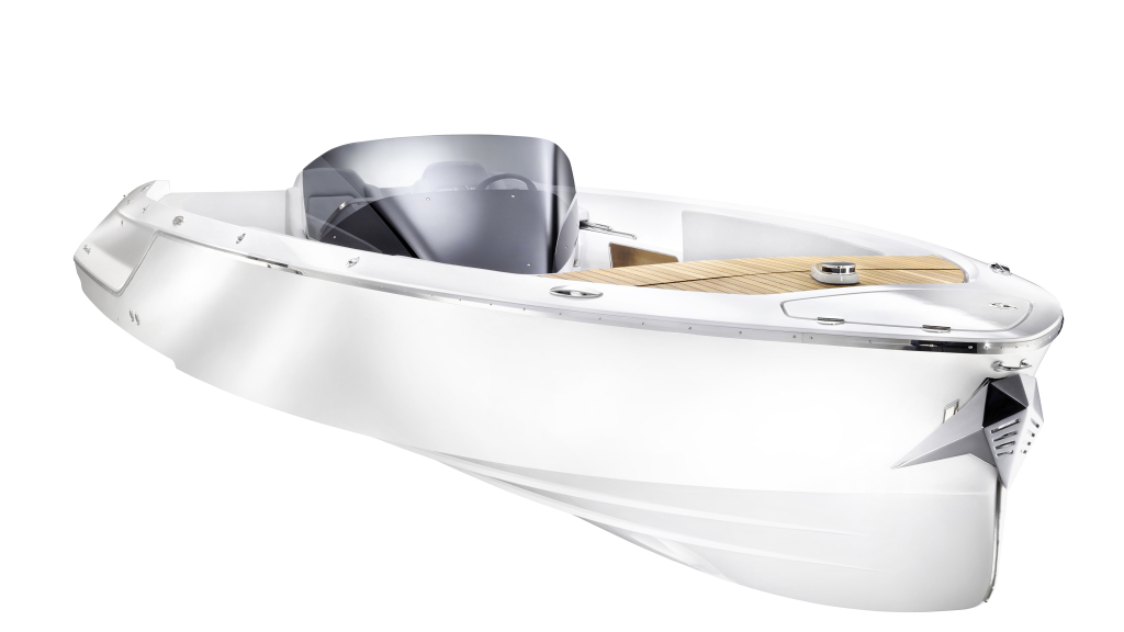 Frauscher 858 Fantom Air Day Boat – Robb Report