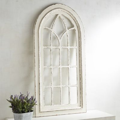 White Rustic Arch Wall Decor | Pier 1 Imports