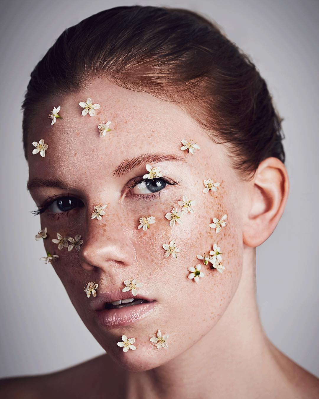 Marvelous Beauty Portrait Photography by Eric Hückstädt