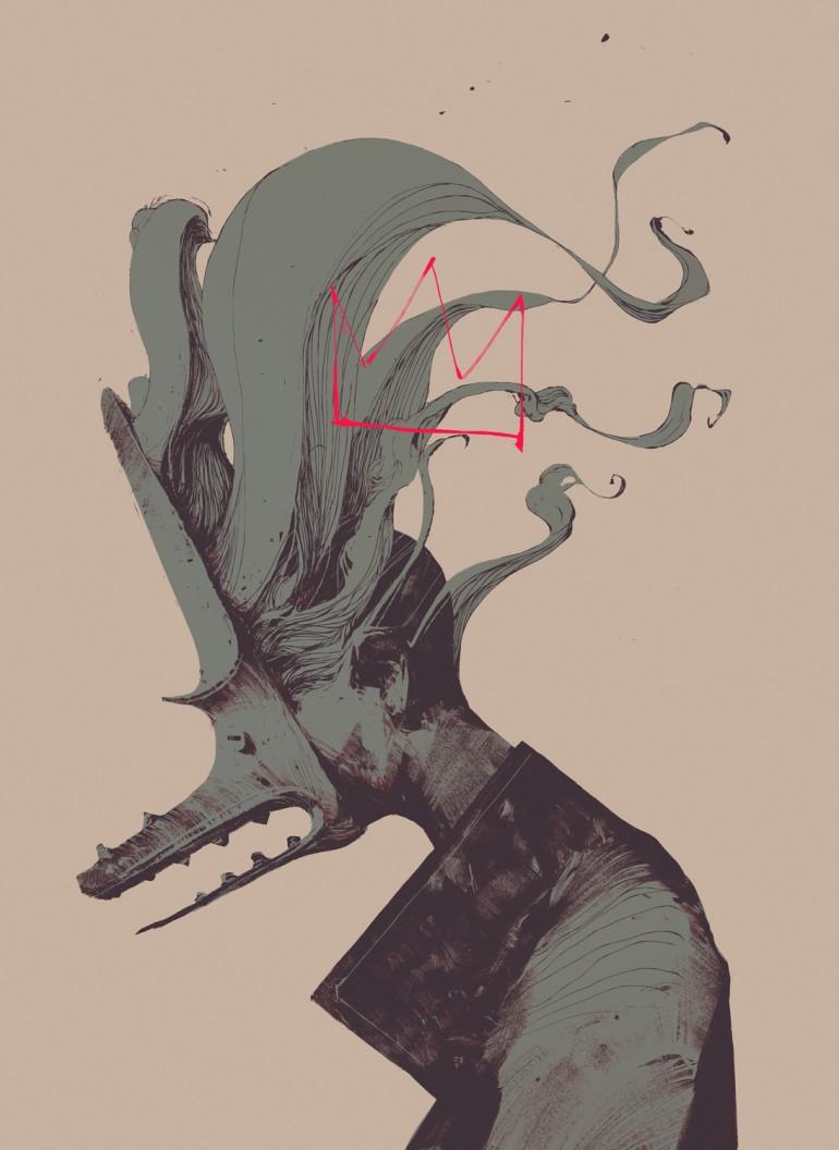 Tribe_ Illustration on Inspirationde
