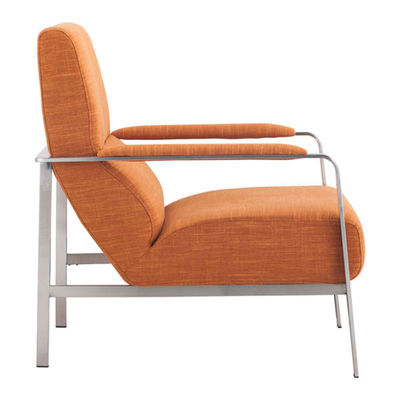Jonkoping Orange Armchair   Pier 1 Imports