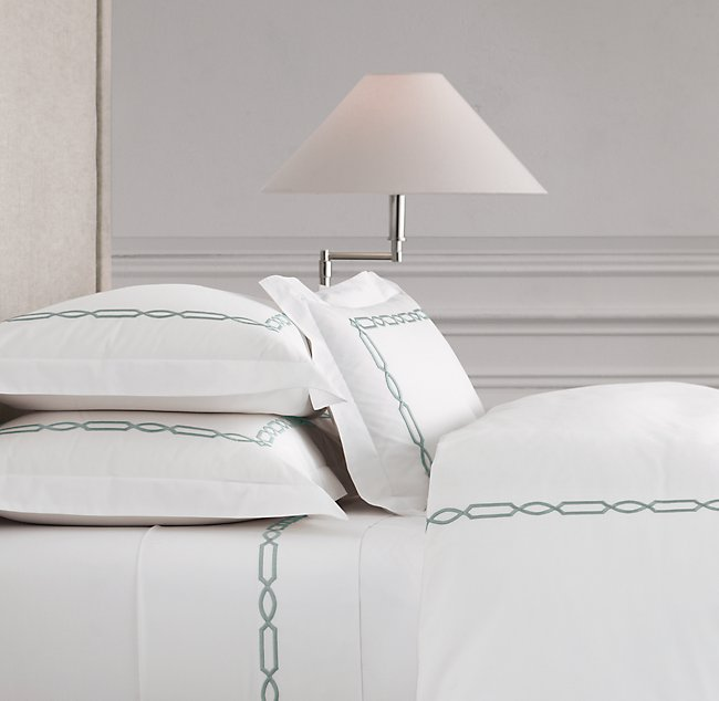 Italian Fretwork Bedding Collection