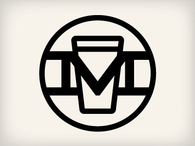 Montgomery Brewing Co. logo concept by Ryan Harrison