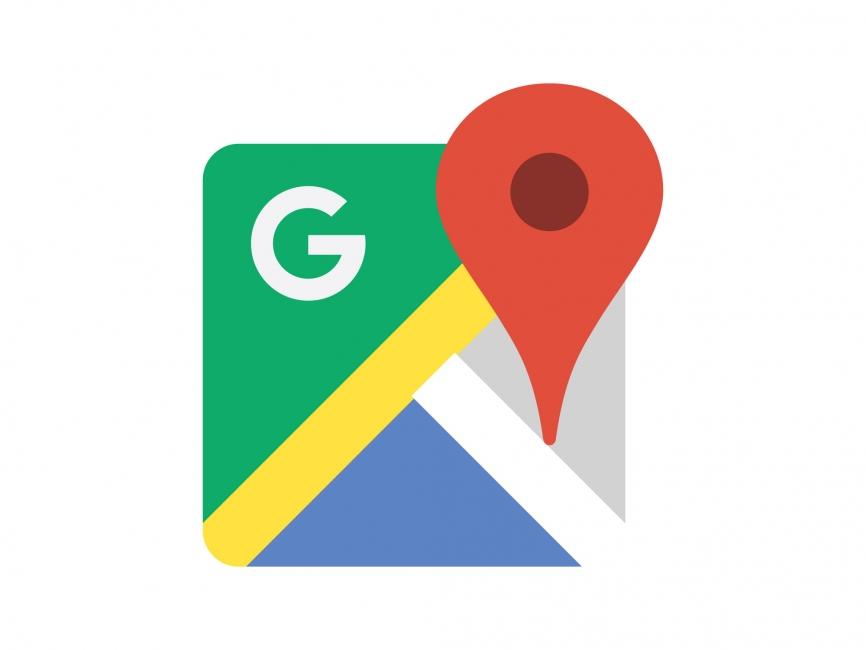 Google Maps Vector Logo - COMMERCIAL LOGOS - Technology : LogoWik.com
