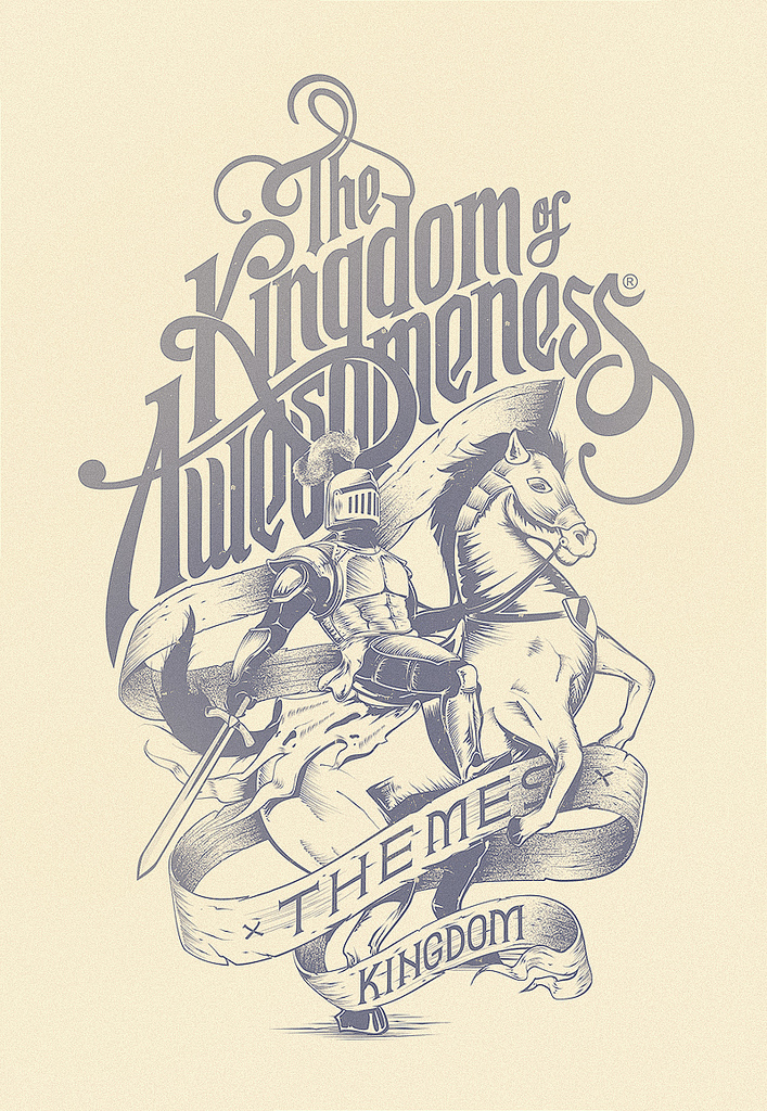 The Kingdom of Awesomeness on Inspirationde