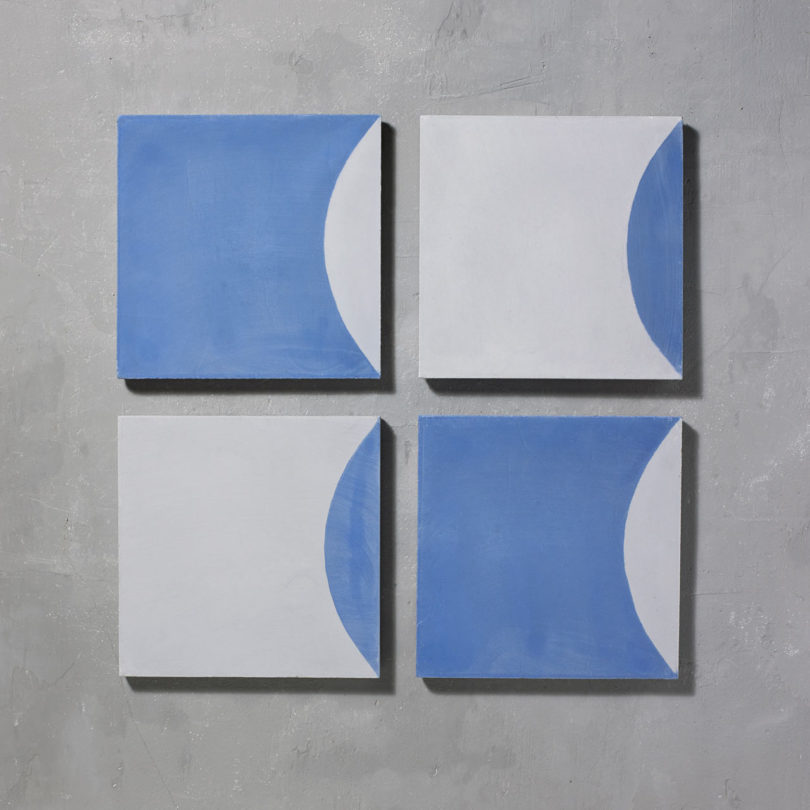 Bert & May and The Conran Shop Collaborate on a Collection of Artisan Tiles - Design Milk