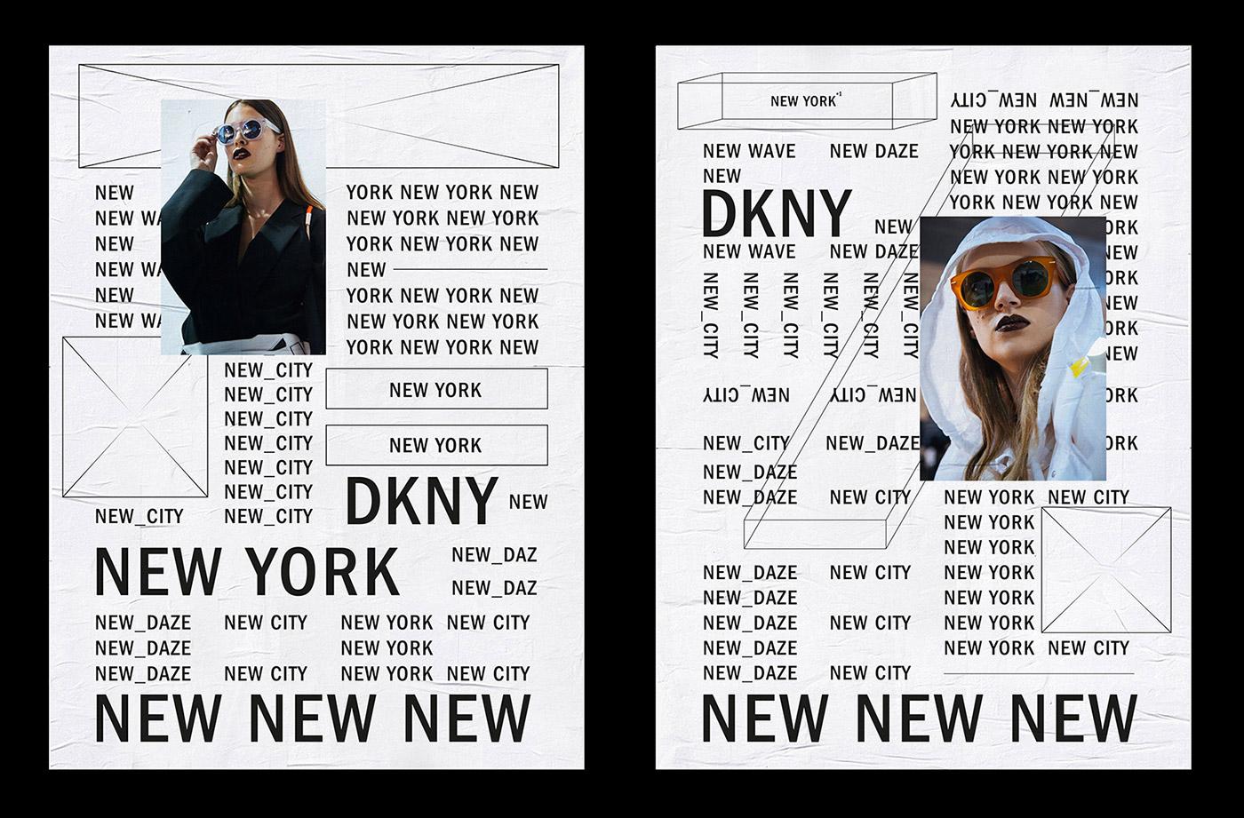 DKNY New Archive Design - Mindsparkle Mag