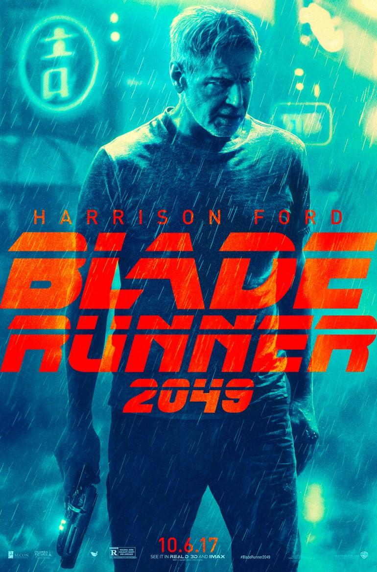Blade Runner 2049 on Inspirationde