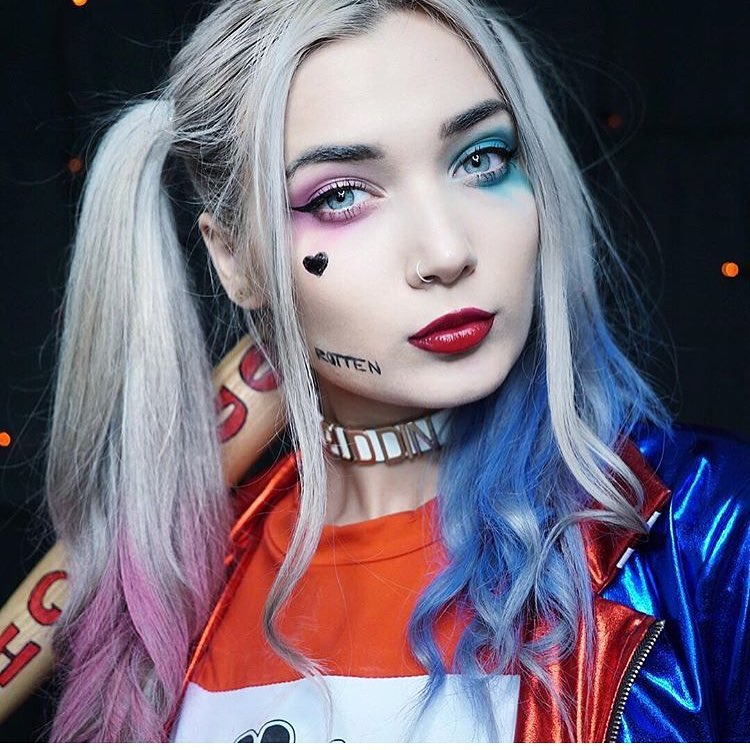 Harley Quinn from @suicidesquadmovie on Inspirationde